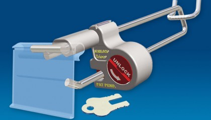 ScanLock® Scan Hook Lock