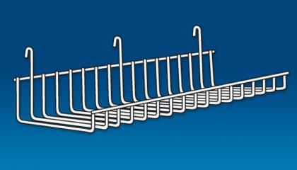 End Cap Wire Shelf