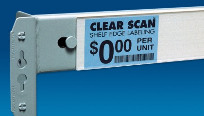 Clear Scan® for Front Mount Pallet Rack