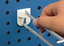 Quick Back® Hook Installation - Step 3