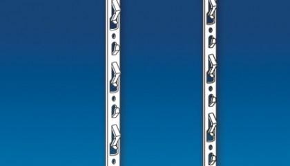 Spring Steel Single-Sided Merchandiser Strips