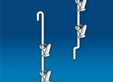 Strip Rod Strip Merchandiser