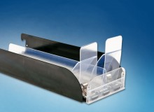 WonderBar® Dual Lane Tray