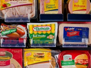 WonderBar Vac Pack Meat Tray - In Use